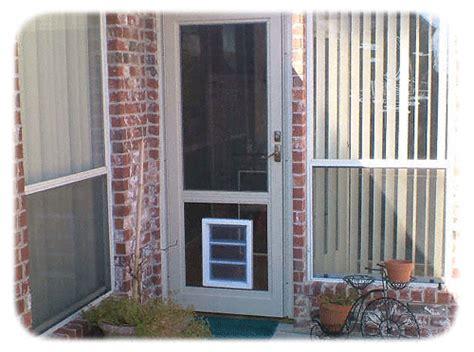 patio doors with built in doggie door home citizen