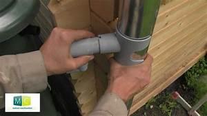 Installation Recuperateur Eau De Pluie : pose cuve r cup ration eau de pluie youtube ~ Dode.kayakingforconservation.com Idées de Décoration