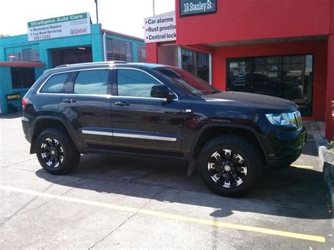 jeep grand cherokee modified jeep grand cherokee custom wheels atx killer 18x9 0 et