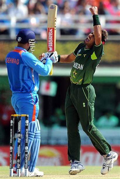 Cricket India Wahab Riaz Pakistan Match Semi