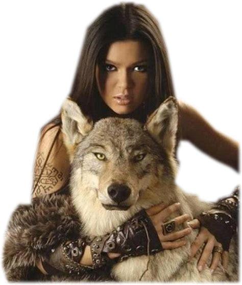 Résultat d'images pour gif femmes et loup