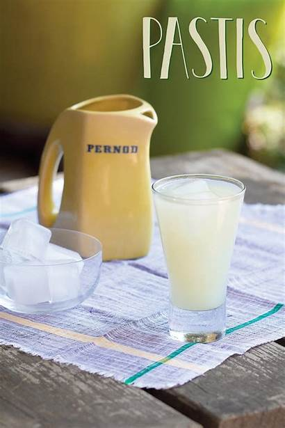 Pastis Drink French Alcoholic Drinks France Aperitif