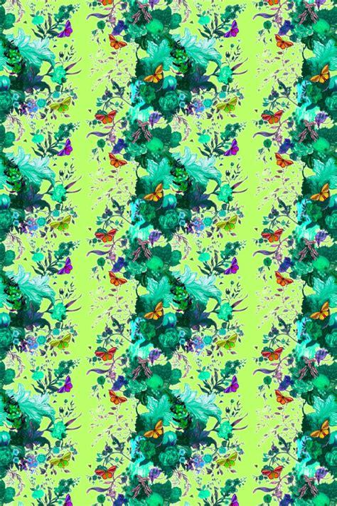 timorous beasties wallcoverings butterfly blurr wallpaper