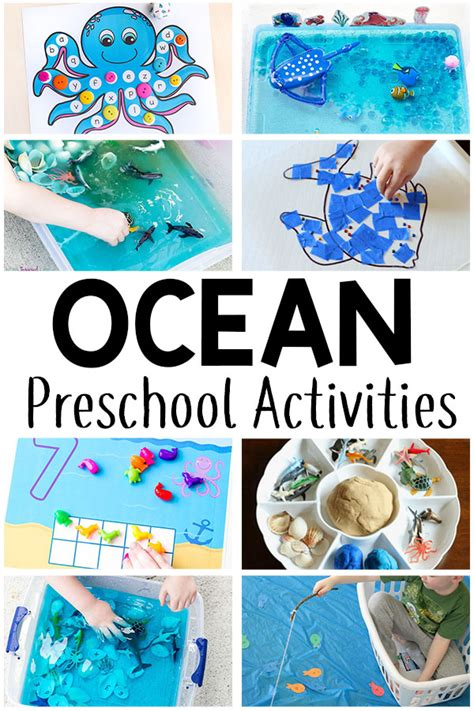 theme preschool activities for and learning 572 | PreschoolThemeRoundups