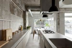 HD wallpapers maison interieur beton