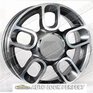 Jante Alu Fiat 500 : jantes alu 500 diamante grise polie pour fiat 500 moins ch res chez auto look perfect ~ Melissatoandfro.com Idées de Décoration