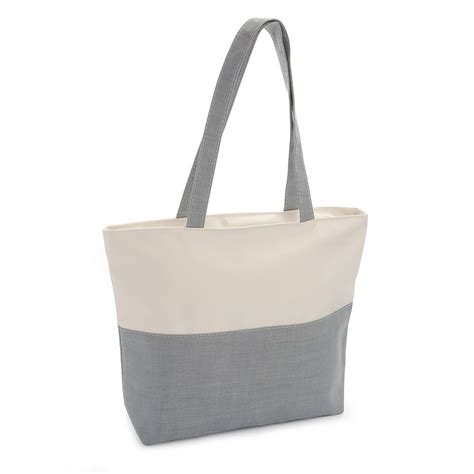 womens new canvas rope handle multicolour shopper tote bags ebay