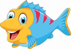 Images Of Animated Fish - ClipArt Best