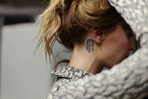Ear.   Tattoologist