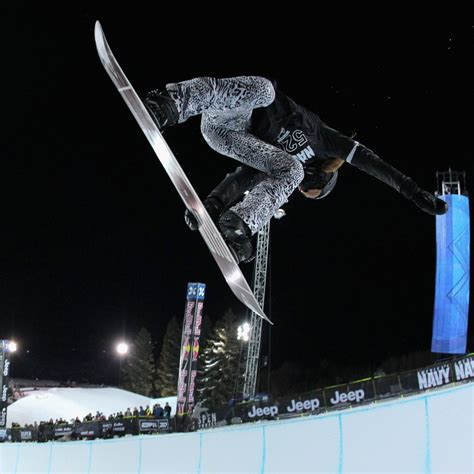 Shaun White Previewing The Flying Tomatos Slopestyle And