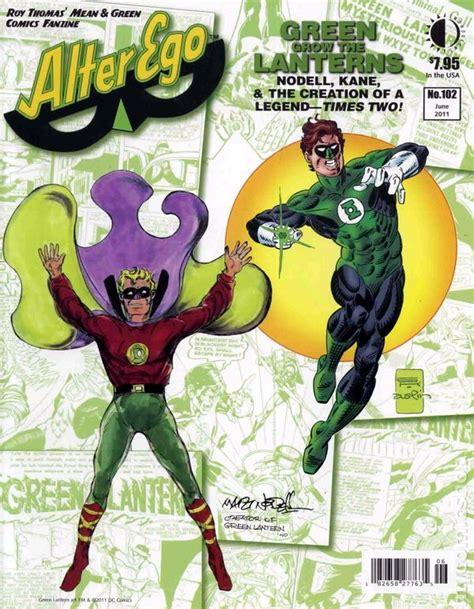 alter ego 1999 magazine comic books