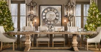 Restoration Hardware Concrete Table Picture