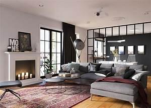 Apartment Einrichten Ideen : wohnung inspiration f r die einrichtung 5 apartment einrichtungsideen ~ Markanthonyermac.com Haus und Dekorationen