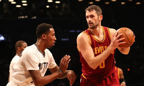 NBA fans react to Kevin Love to the Nets trade rumor