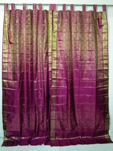 Drapes India - 38 best images about indian sari curtain on