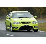 2005  2006 Ford BF Falcon FPV GT Images Specifications