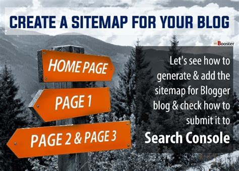 Generate Submit Xml Sitemap For Blogger Generator