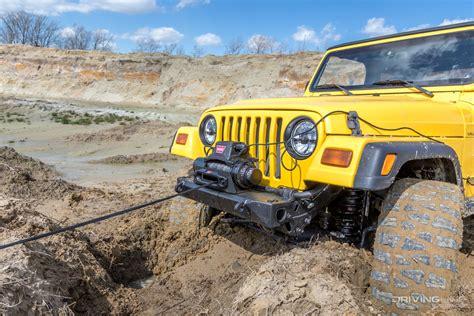 jeep mud evo mfg jeep wrangler tj bumper review drivingline