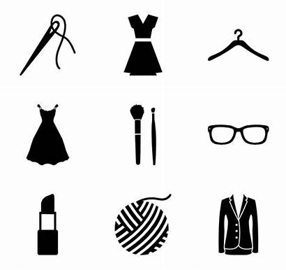 Icon Icons Clothes Vector Clipart Stylish Clothing