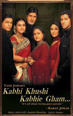 kabhi khushi kabhie gham wikipedia