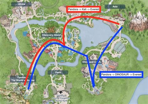 animal kingdom fastpass tiers  strategy  mouse