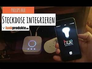 Philips Hue Kompatibel : steckdose in philips hue integrieren living whites voll kompatibel youtube ~ Markanthonyermac.com Haus und Dekorationen