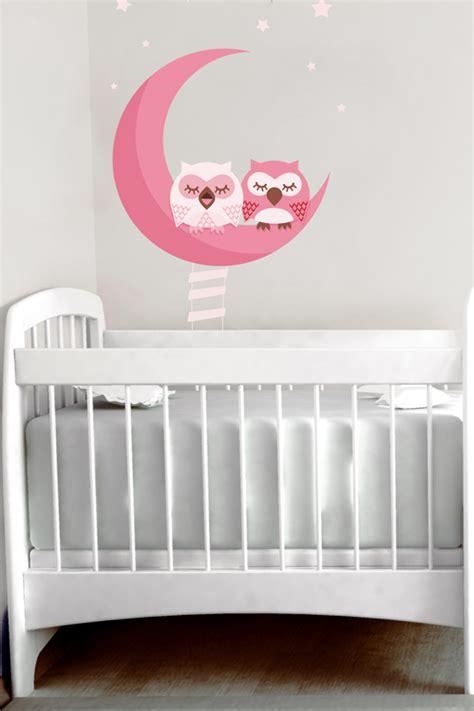 davaus chambre bebe hibou avec des idées intéressantes pour la conception de la chambre