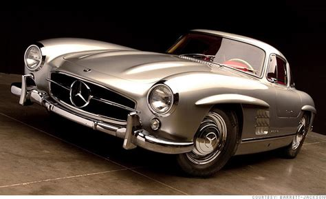 Mercedes Gullwing by Gorgeous Ultra Cars At Barrett Jackson 1954