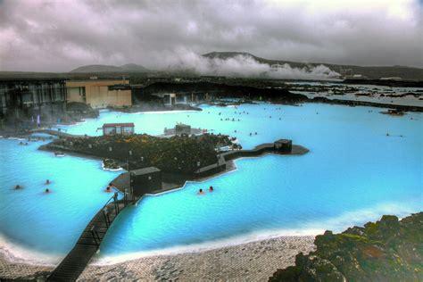 Iceland Luxurious Destination The Blue Lagoon