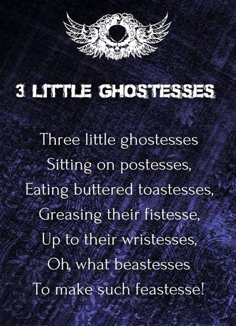 halloween poems  rhyme halloween pinterest