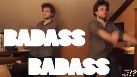Mr Badass Meme - badass what the cut 34 antoine daniel youtube