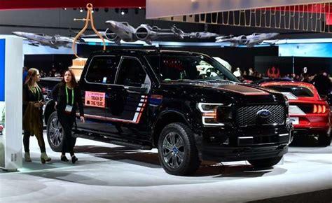 Pickups, Suvs In Spotlight At 2018 Detroit Auto Show