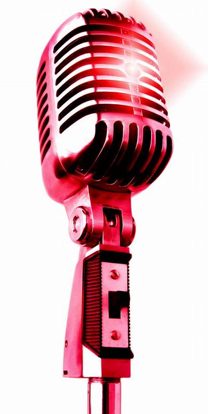 Mic Microphone Transparent Clipart Residency Marketing Drop