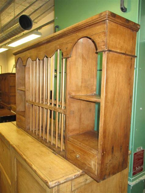 antique pine plate rack  sellingantiquescouk