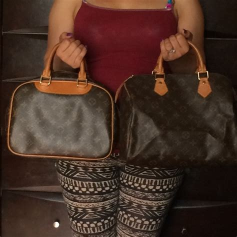 louis vuitton speedy size difference neverfull mm