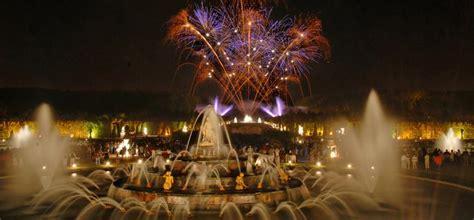 Grandes Eaux et Jardins Musicaux Château de Versailles