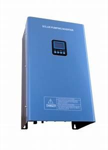 China 5500w Photovoltaics Solar Energy Pump System