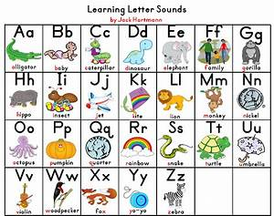Aloha kindergarten freebies for Letter sounds for toddlers