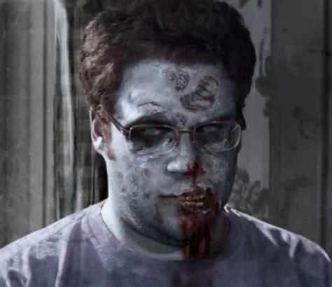 walking dead zombies zombie seth rogen celebrity ferrell celebrities rebel gomez selena watson wilson emma mtv airs starting awards et
