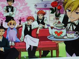 Ouran High School Host Club Club images The Ouran Host ...