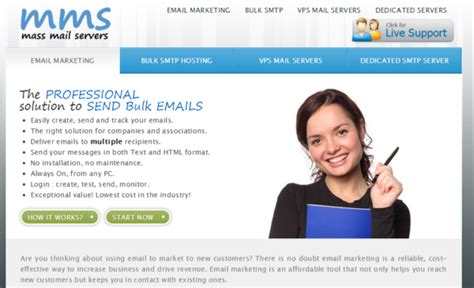 Top 7 Cheap Smtp Server Providers For Email Marketing