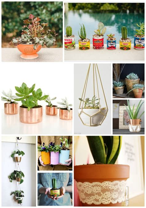cheap diy planter ideas  tutorials child  heart blog