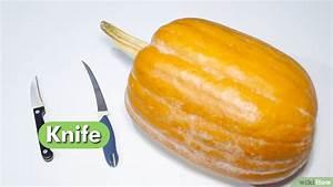 Comment Vider Une Citrouille : comment creuser une citrouille pour halloween wikihow ~ Voncanada.com Idées de Décoration
