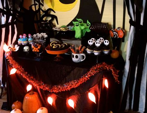 halloween halloween quot the nightmare before christmas quot catch my party