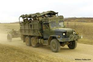 Canadian Military Trucks