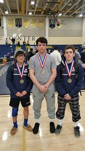 St. Mary's Ryken wrestling finishes third at WCAC ...