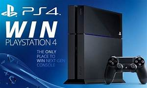 GIVEAWAY Sonys Next Gen Playstation PS4 Console