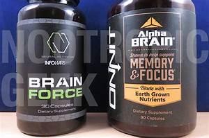 Brain Force Vs  Alpha Brain