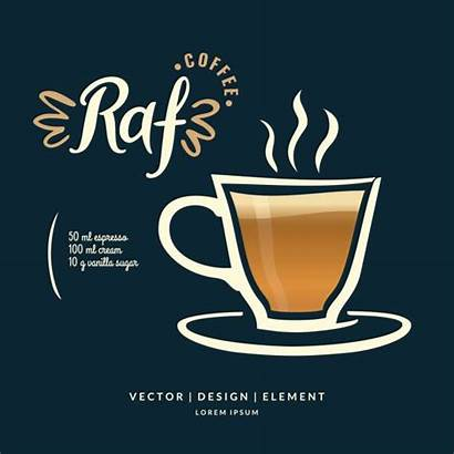 Raf Clip Illustrations Vector Drink Lettering Vectors