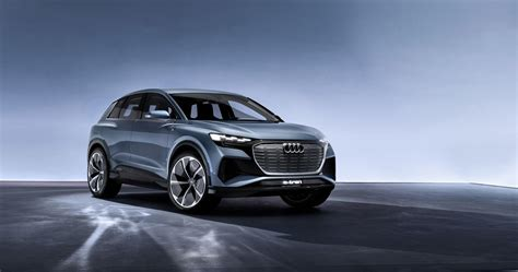 2021 Audi Q4 E-Tron: Here's What We're Expecting | HotCars